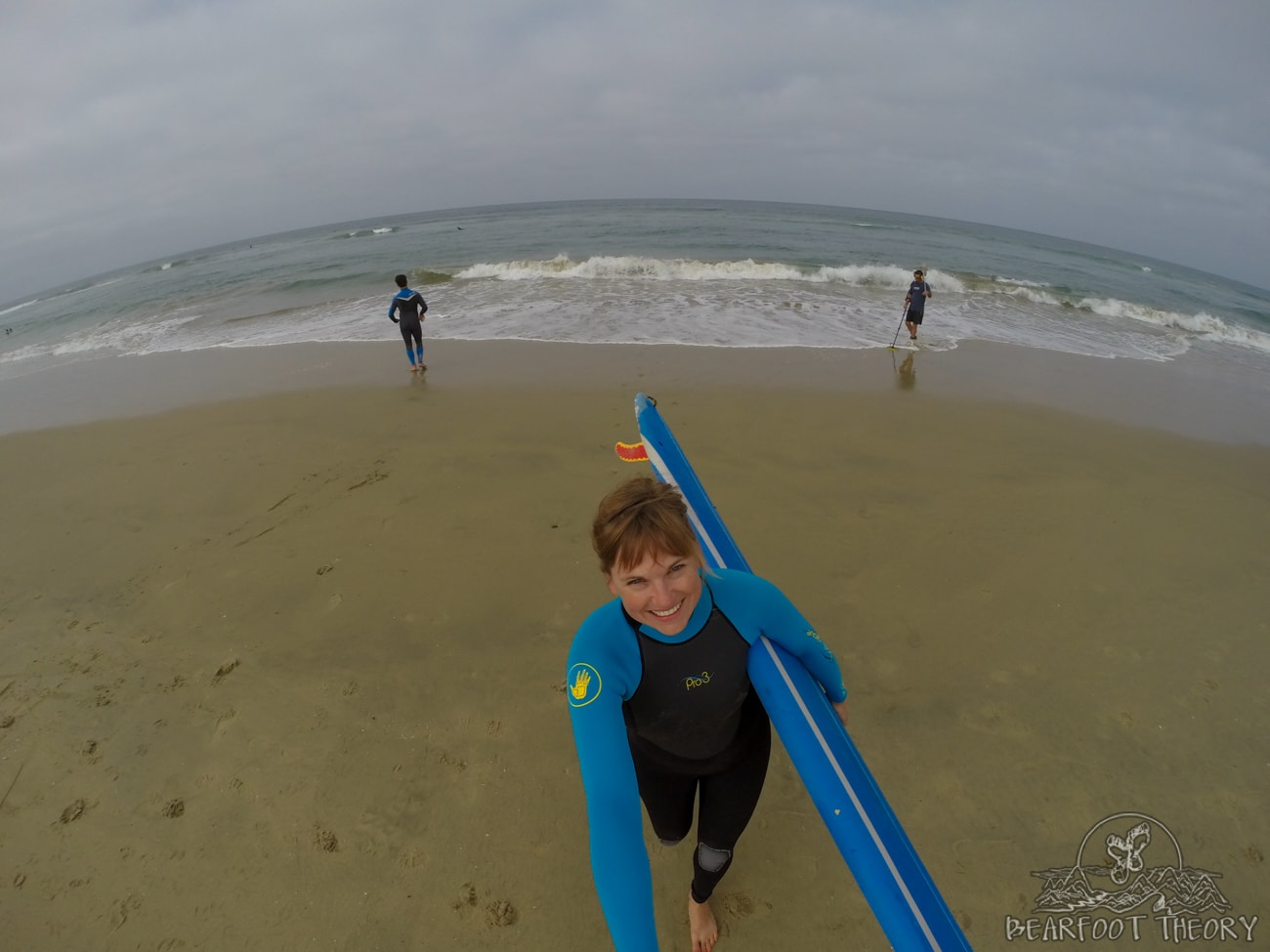 Huntington Beach Travel Tips: Take a surfing Lesson with Toes on the Nose
