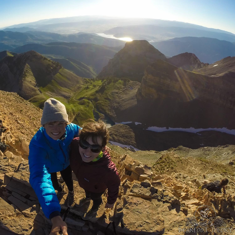 Mount Timpanogos summit