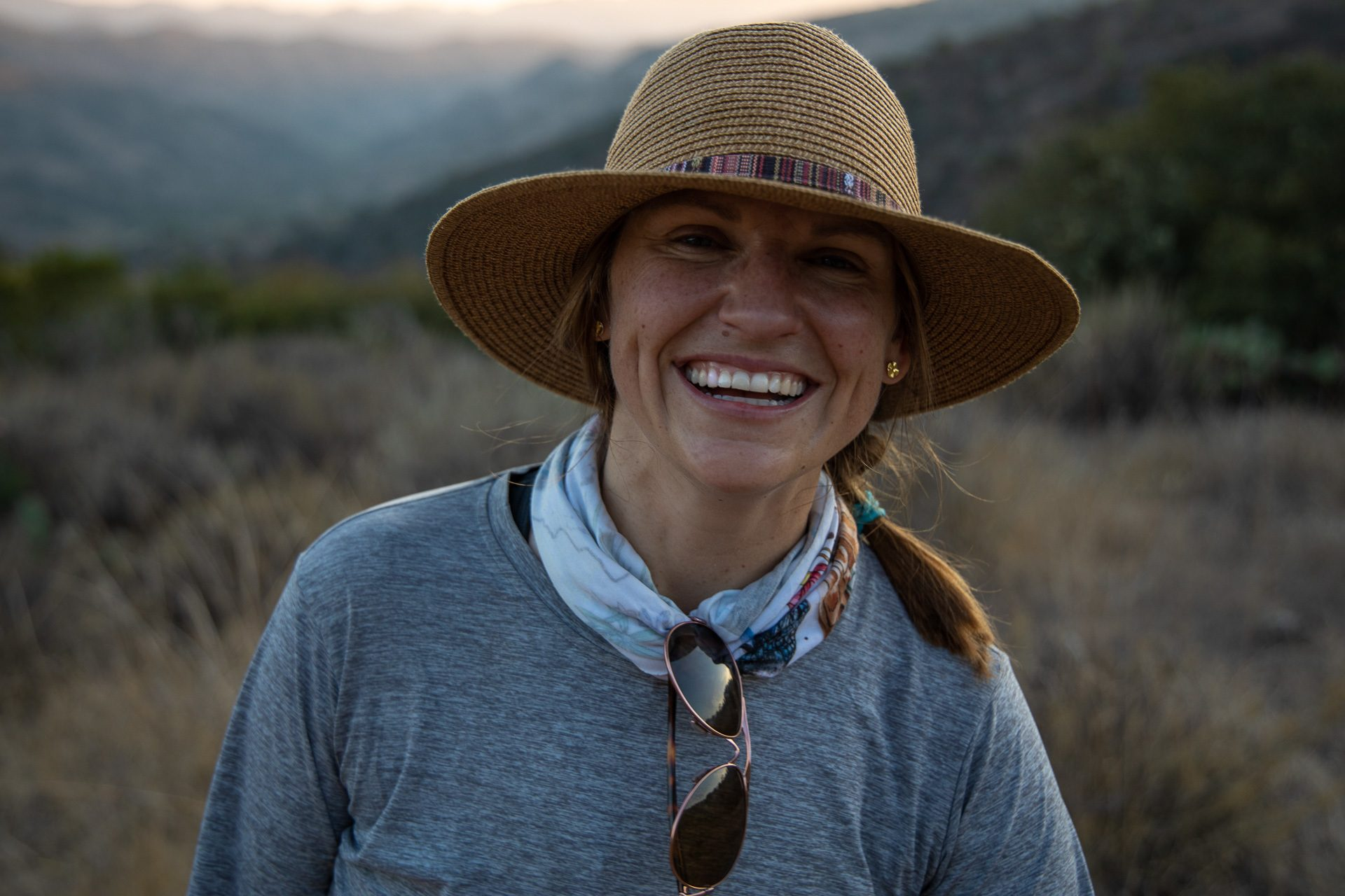 Kristen hiking / Check out the best deals on our favorite outdoor gear and clothing and save big during the REI Labor Day Sale with discounts up to 25% off!
