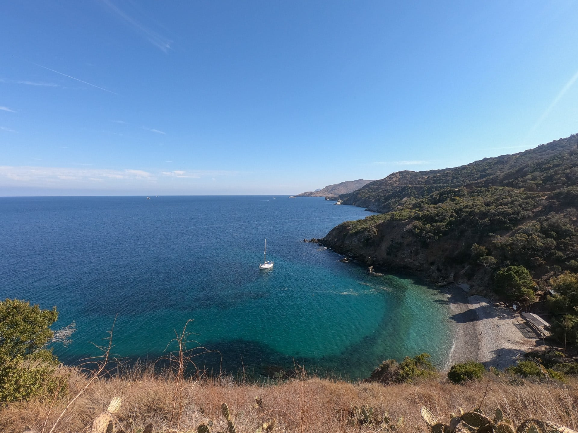Plan a backpacking trip on the Trans-Catalina Trail on Catalina Island with this trail guide with tips on the best campsites, water availability, gear & more