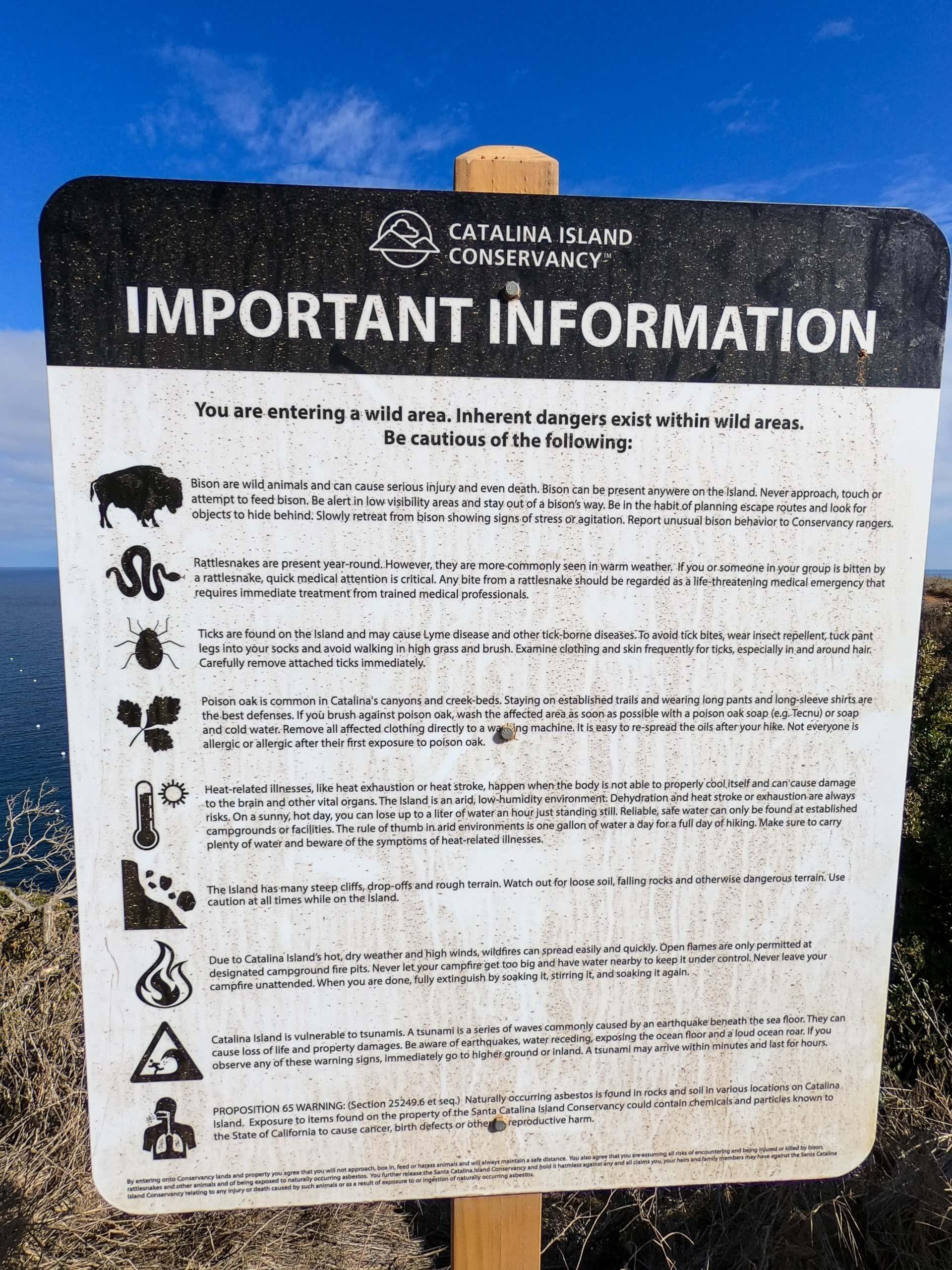Tips for Catalina Island