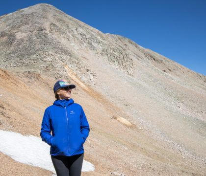 Here are the best synthetic down jackets for women in 2021 including lightweight, packable, vegan-friendly down alternatives for cold temps.