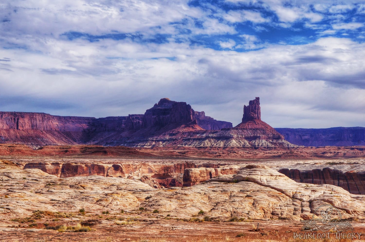 Day three of biking on the White Rim Trail in Canyonlands National Park