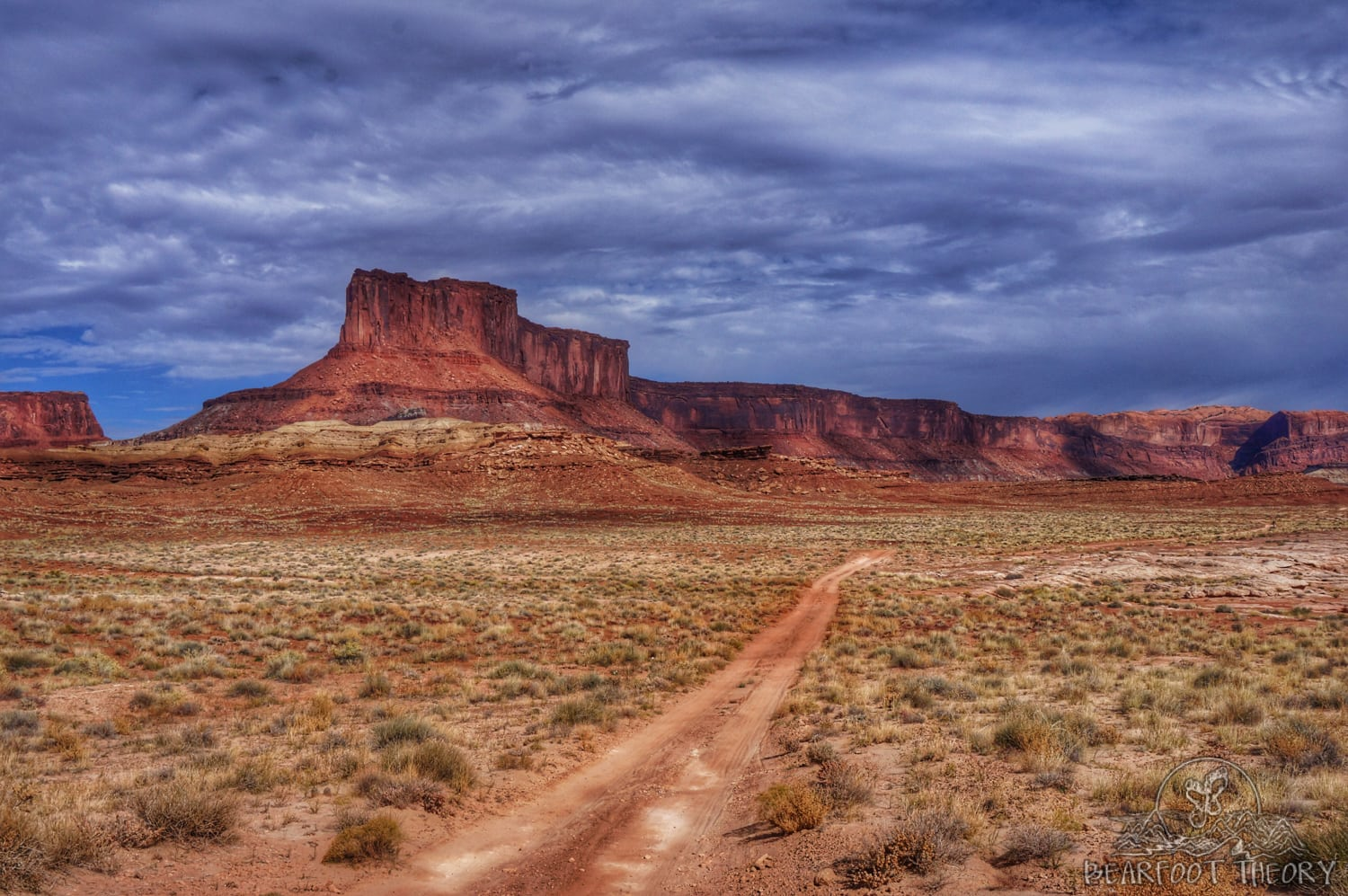 Day 4 biking the White Rim Trail in Canyonlands National Park