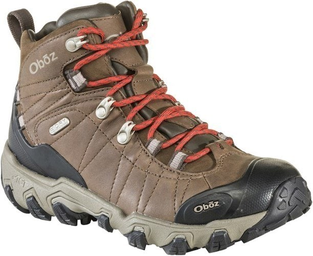 The Oboz Premium Bridger BDry is an excellent hiking boot with just the right amount of cushion and no break-in period required.
