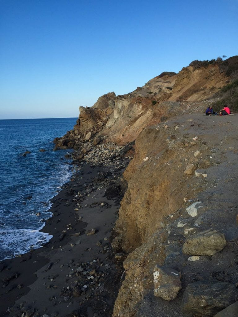 Gorgeous views at Starlight Beach on Catalina Island - the end of the Trans-Catalina Trail