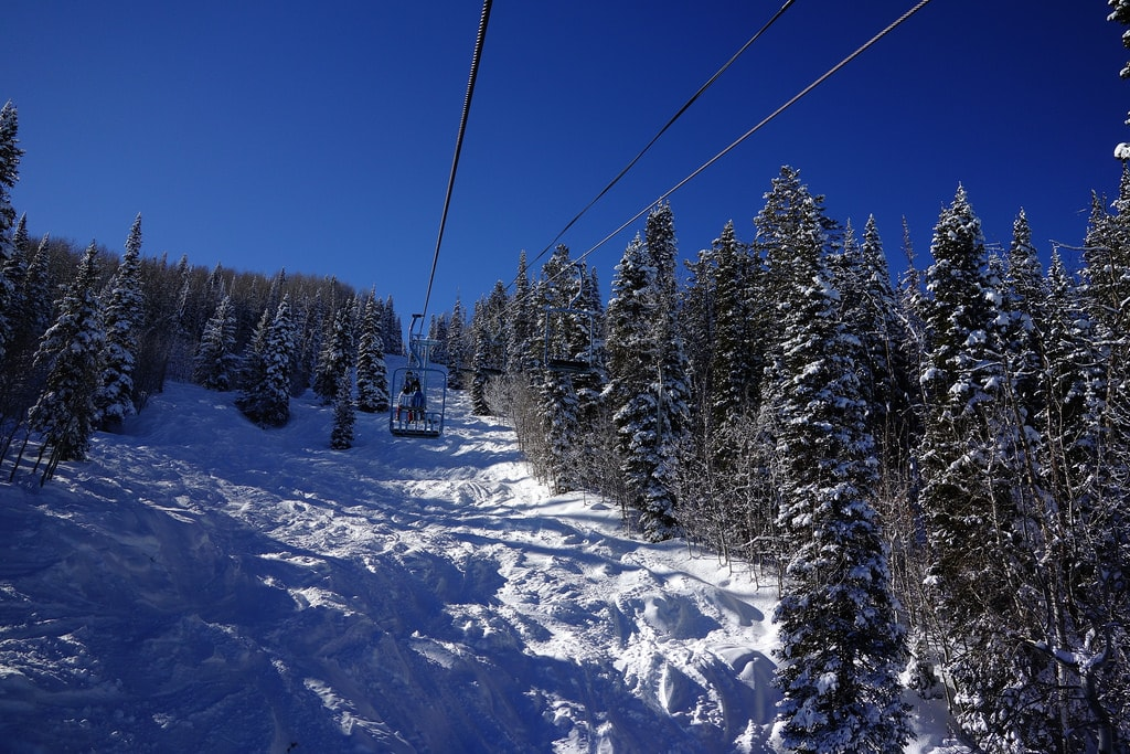 Looking for an affordable ski trip? Check out the Colorado Gems Resort: Powderhorn Ski Area