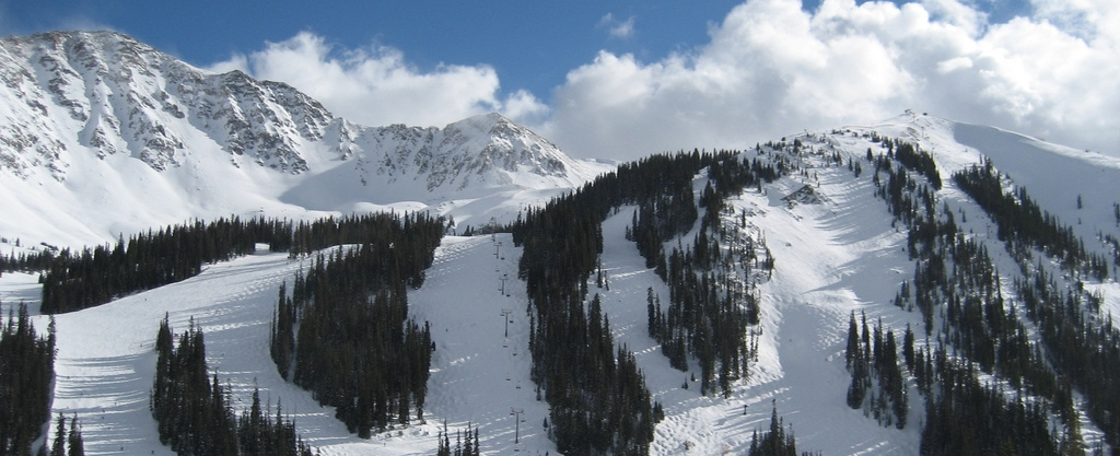 Looking for an affordable ski trip? Check out the Colorado Gems Resorts: Arapahoe Basin Ski Resort
