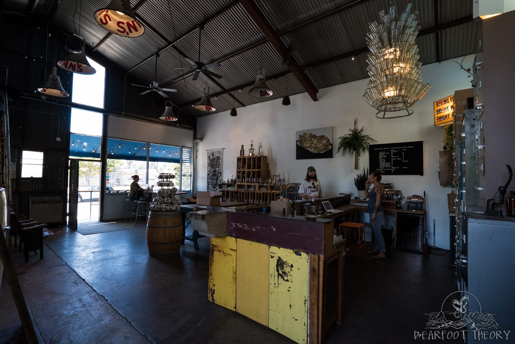 Municipal Winemakers - One of my favorite stops on Santa Barbara's wine trail