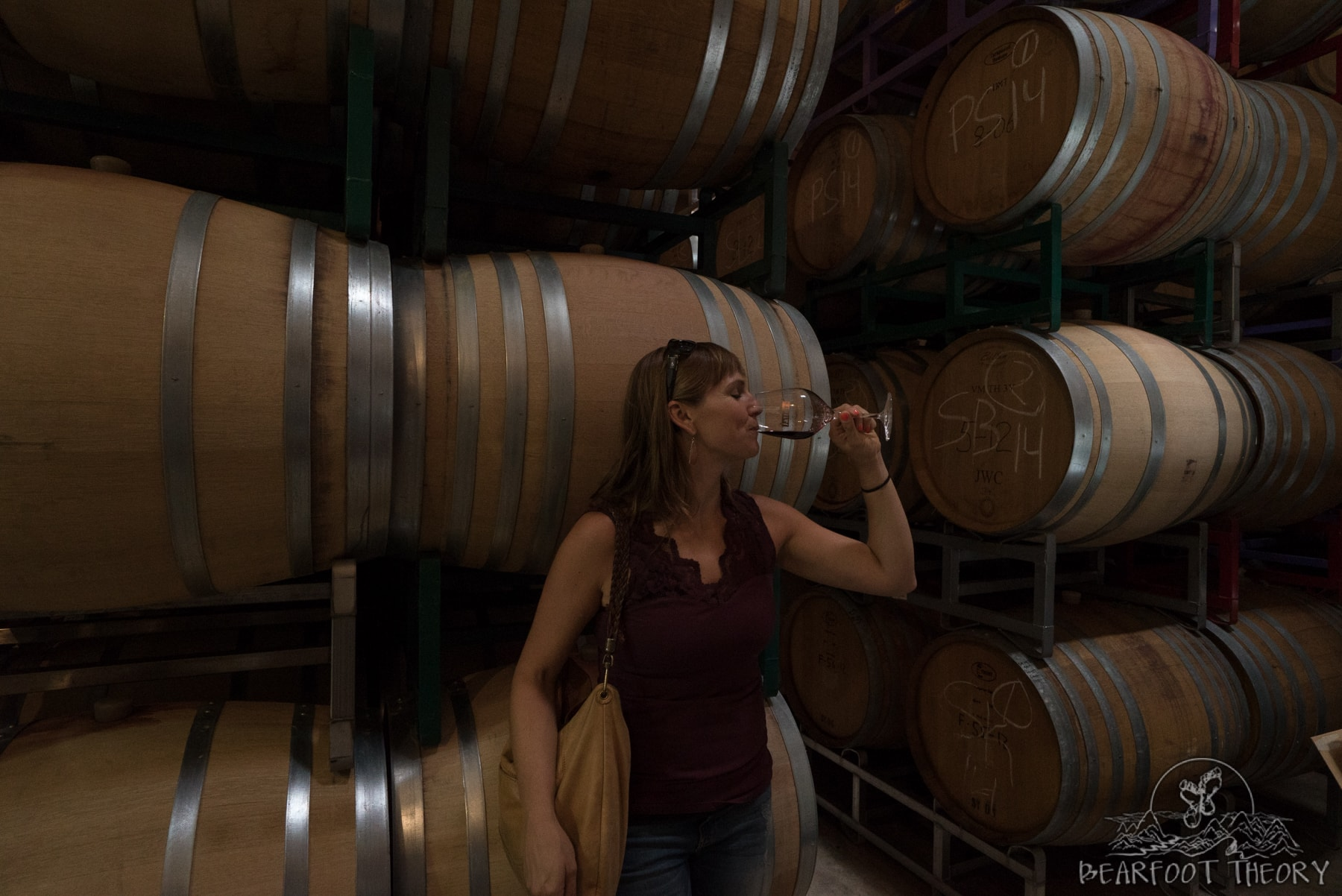 Jaffurs Winery - One of the best stops on the Santa Barbara wine trail