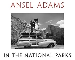 National Park Gifts: Ansel Adams in the National Parks is a beautiful coffee table book with some of his best work