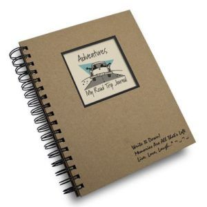 Outdoor Adventure Gifts for the Road Tripper: Adventure Road Trip Journal