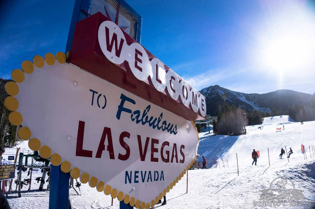 The Las Vegas Ski and Snowboard Resort has free coaching for adult newbies