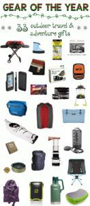 33 Outdoor Travel and Adventure Gifts