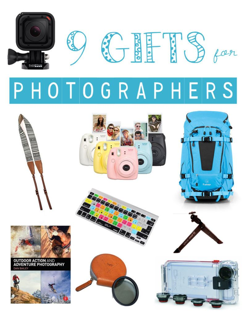 9 Awesome Gifts For Photographers Bearfoot Theory