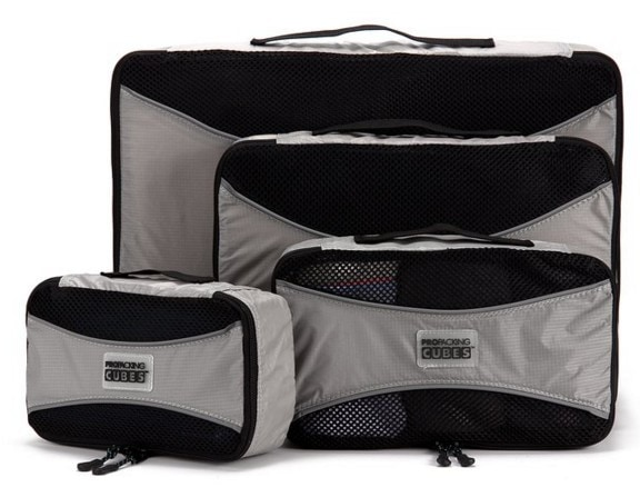 Outdoor Adventure Gifts for the Jetsetter: Pro Packing Cubes