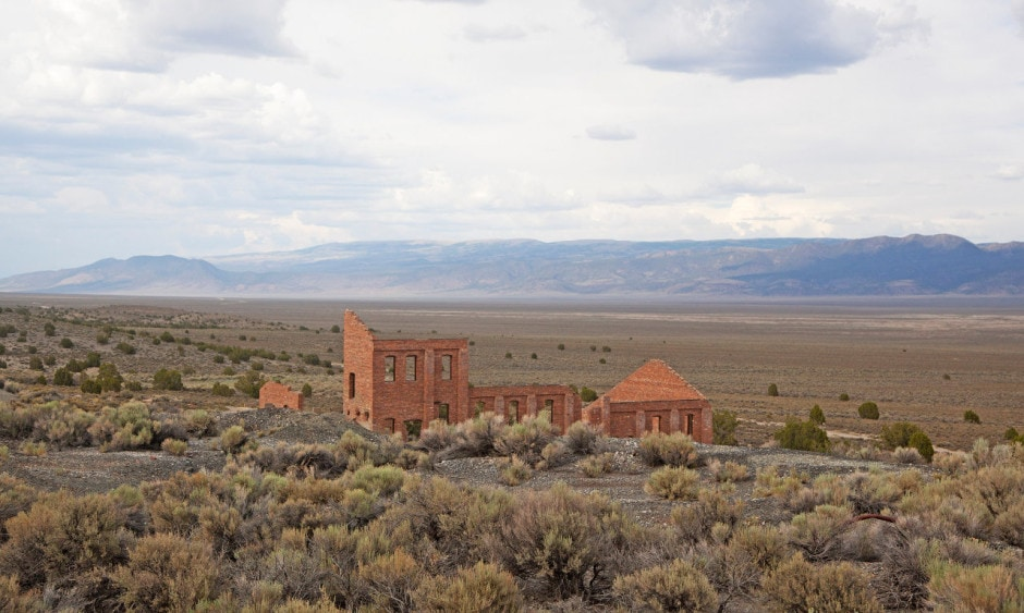 Belmont Nevada / These Nevada ghost towns are the coolest in the state. Learn where to go & what to do with these Nevada Ghost Town travel tips.