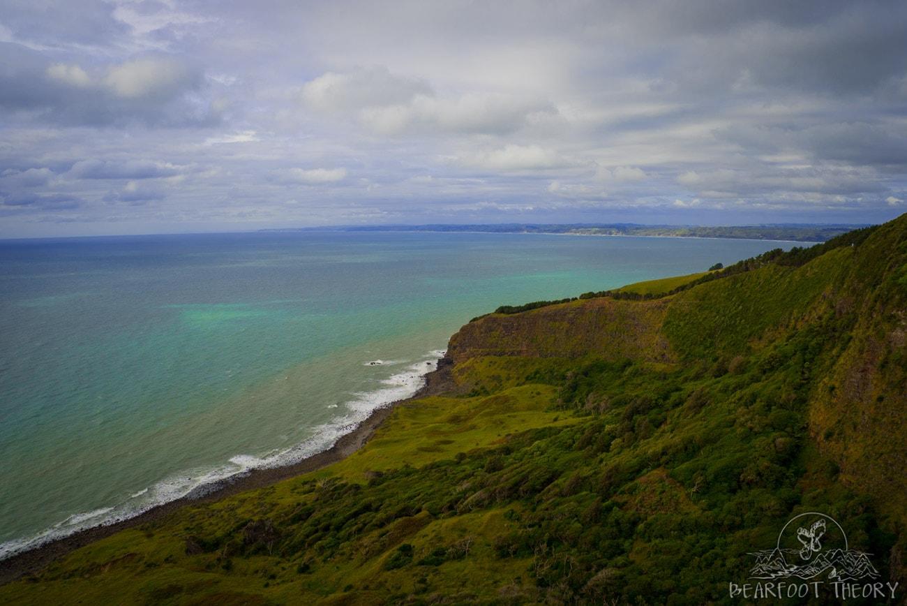New Zealand Road Trip Itinerary: St. George's Lookout near Ruapuke Beach