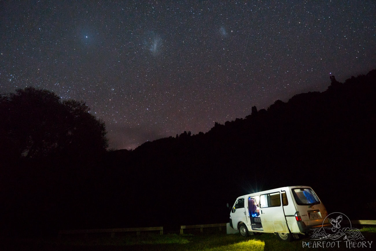 New Zealand Road Trip Itinerary: Freedom camping on the Whanganui River