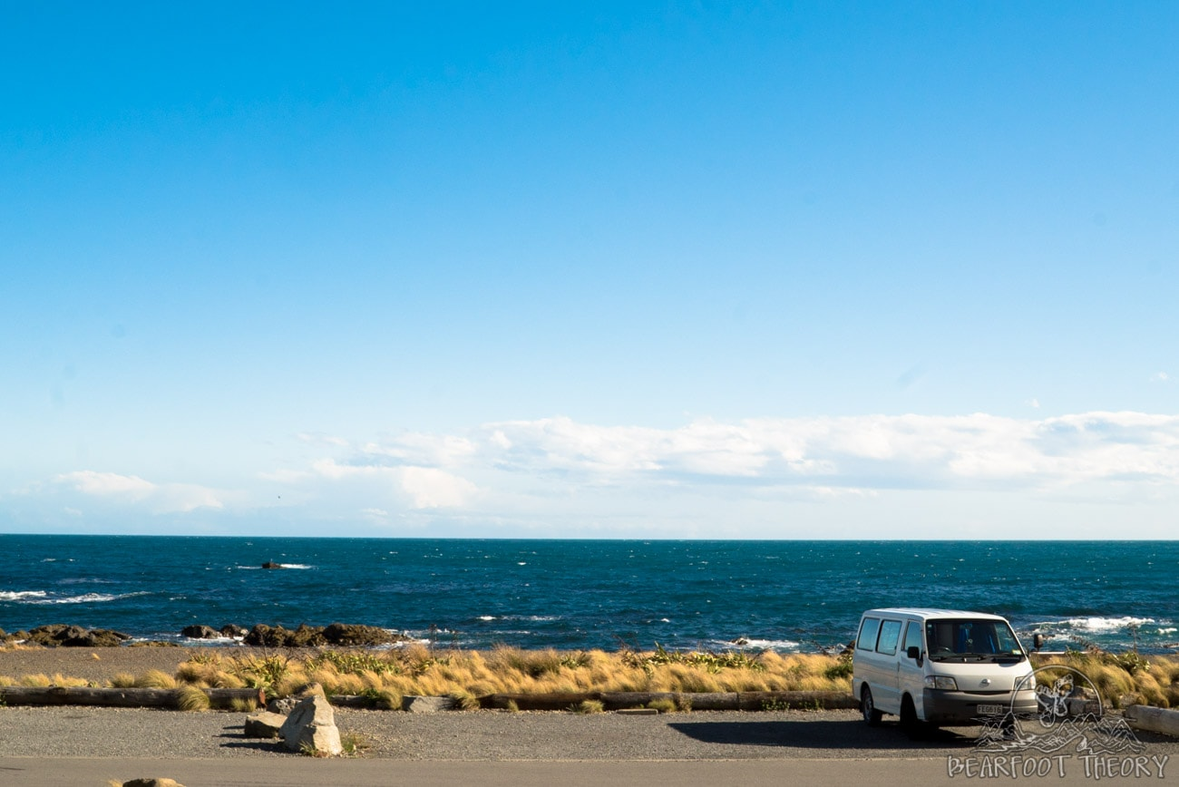 New Zealand Road Trip Itinerary: Camping in Wellington