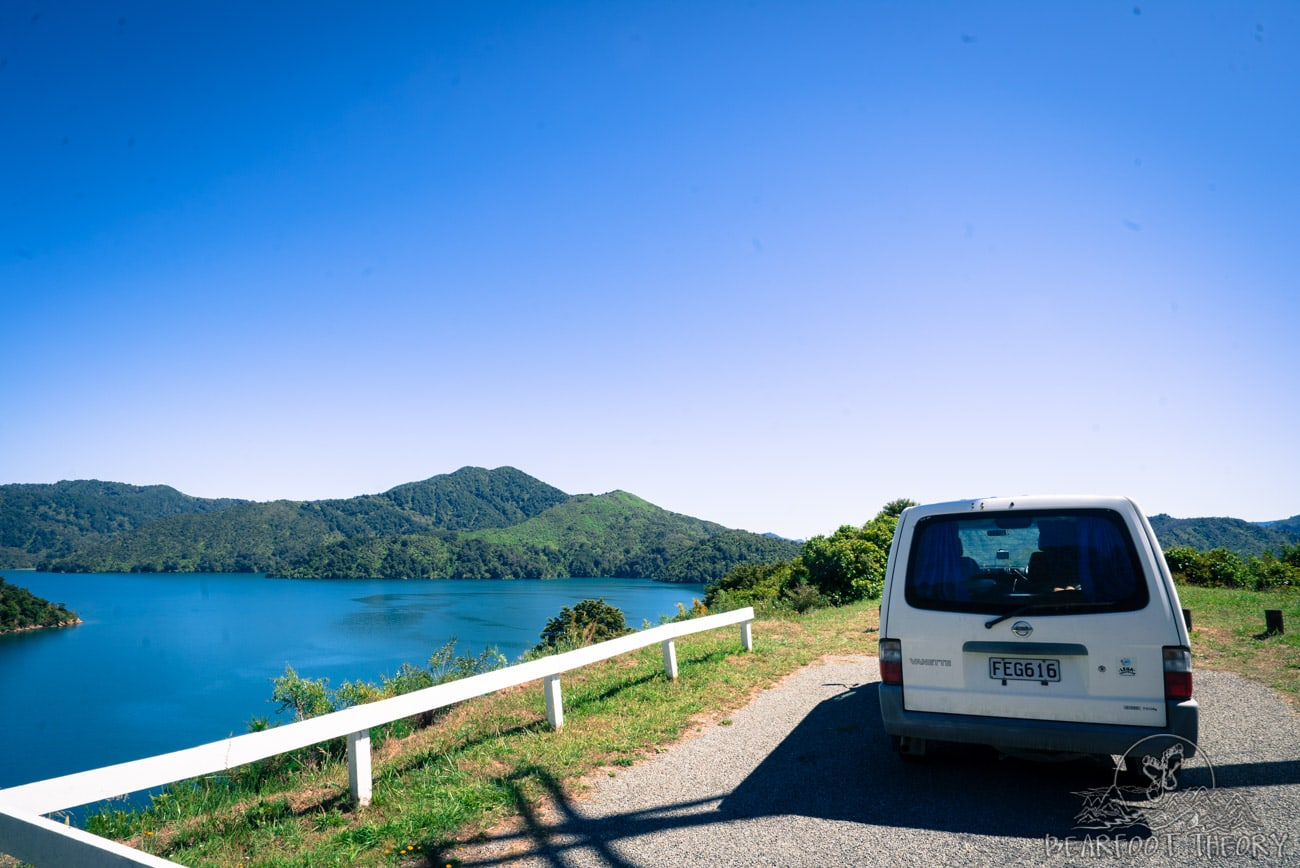 New Zealand Road Trip Itinerary: Queen Charlotte Sound