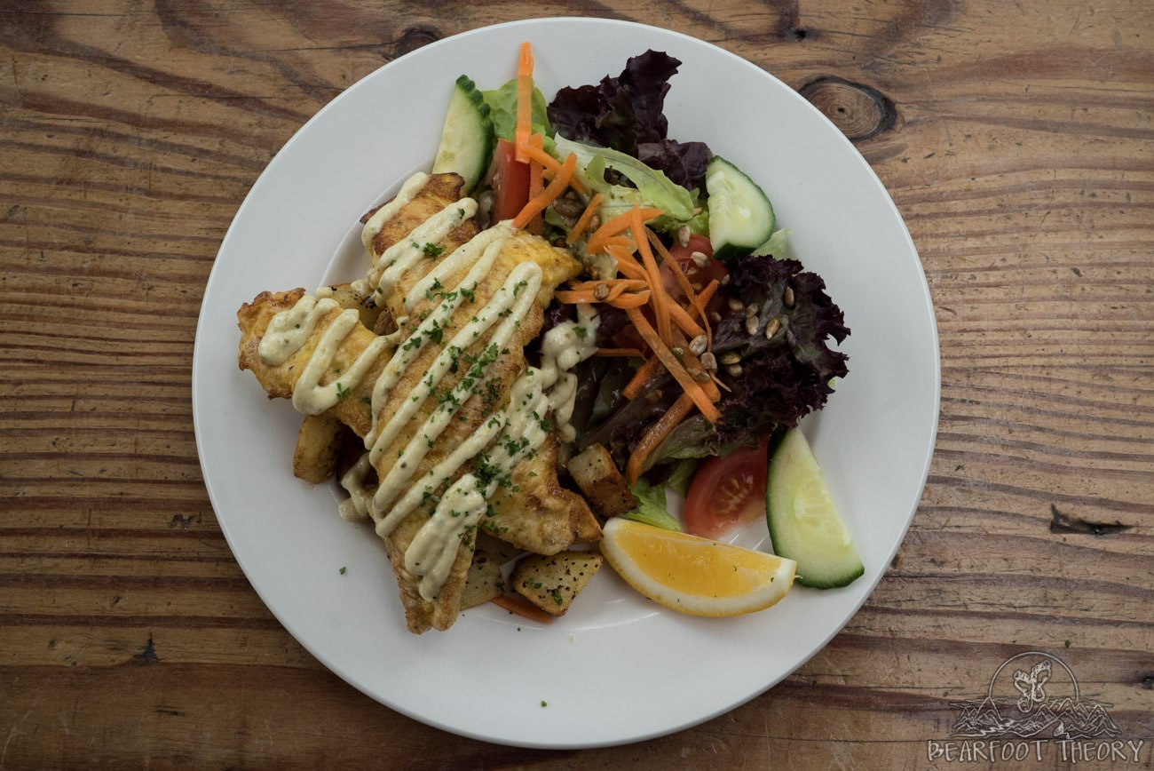 New Zealand Road Trip: Lunch at Jester's Cafe along the Great Taste Trail