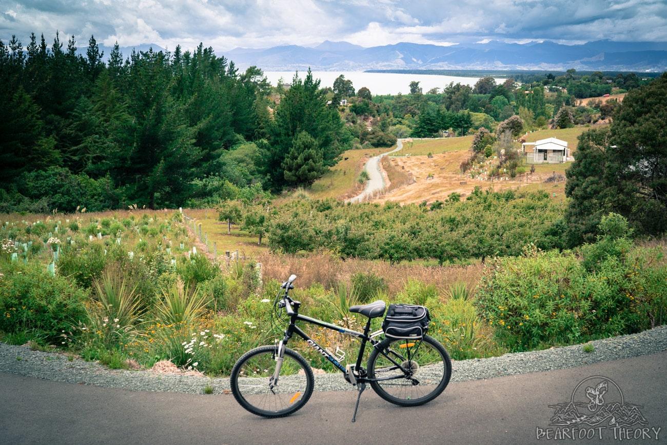 New Zealand Road Trip: Biking the Great Taste Trail