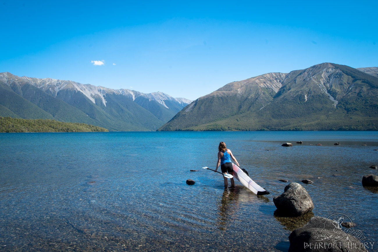 New Zealand Road Trip: Camping in Nelson Lakes National Park