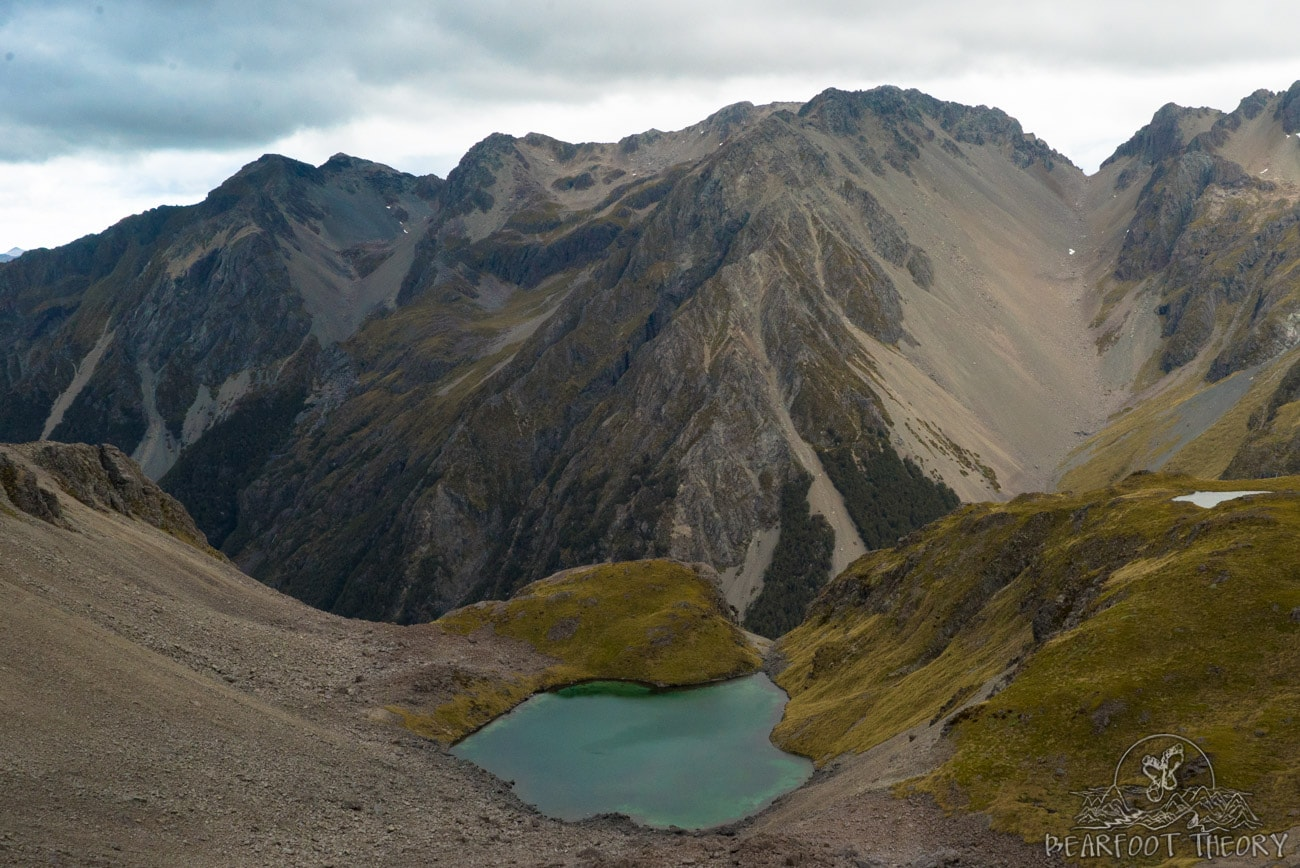 New Zealand Road Trip: Backpacking to the Angelus Hut in Nelson Lakes National Park