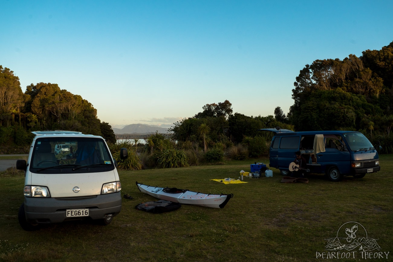 New Zealand Trip: Week 3 Highlights and Itinerary - Freedom Camping