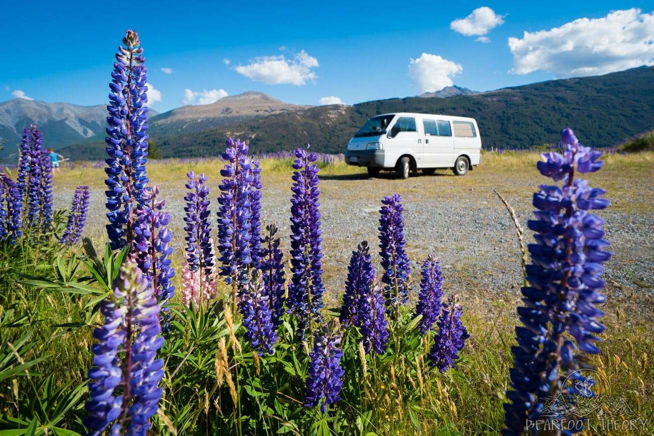 New Zealand Trip: Week 3 Highlights and Itinerary - Camping in Arthur's Pass National Park