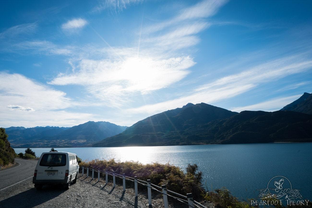 New Zealand Trip: Week 3 Highlights and Itinerary - Lake Wanaka