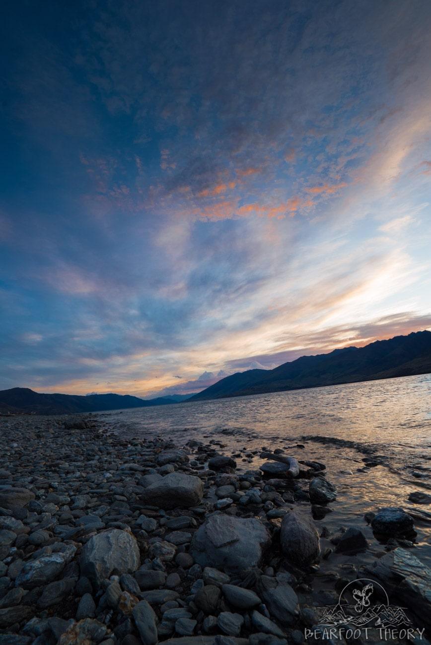 New Zealand Trip: Week 3 Highlights and Itinerary - Camping on Lake Wanaka