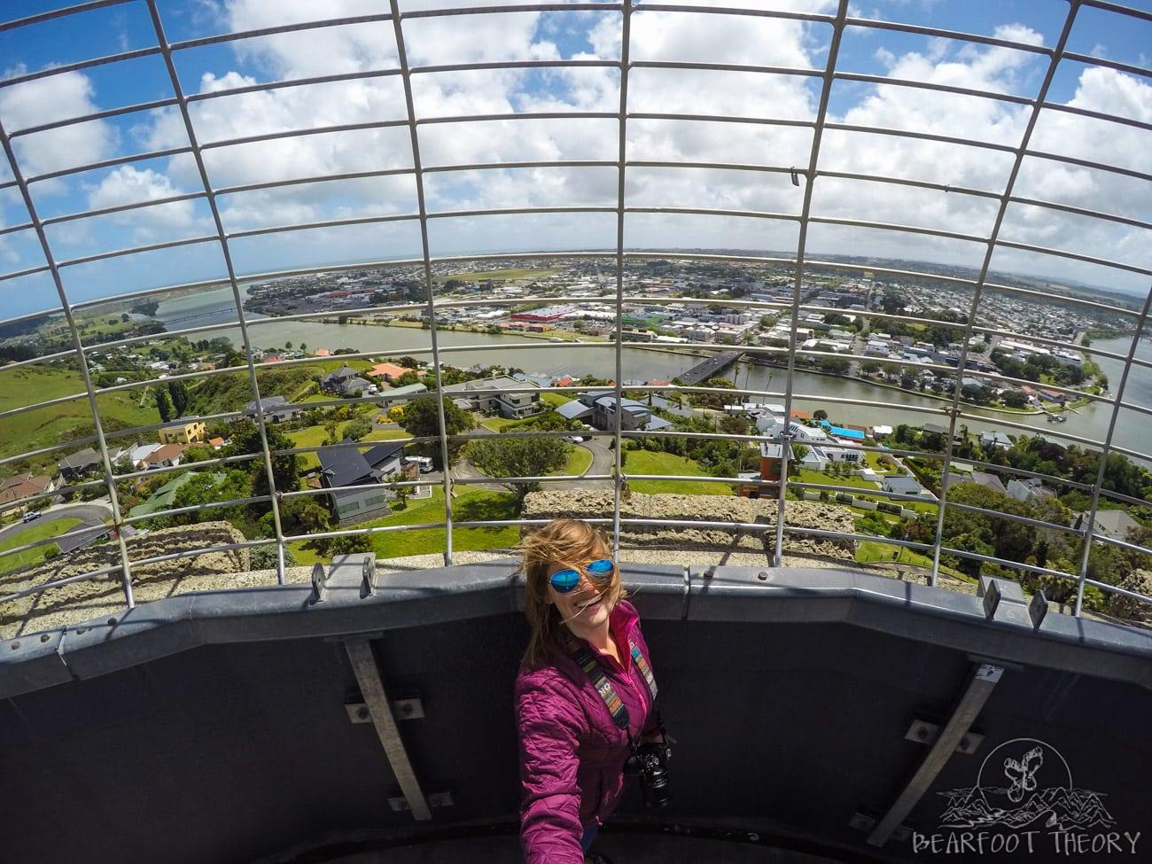 New Zealand Road Trip Itinerary: Whanganui Tower