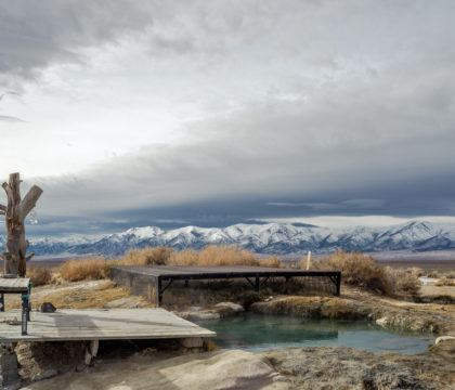 Check the map, grab your (birthday) suit, and head to one of these best hot springs in Nevada for the ultimate soak.