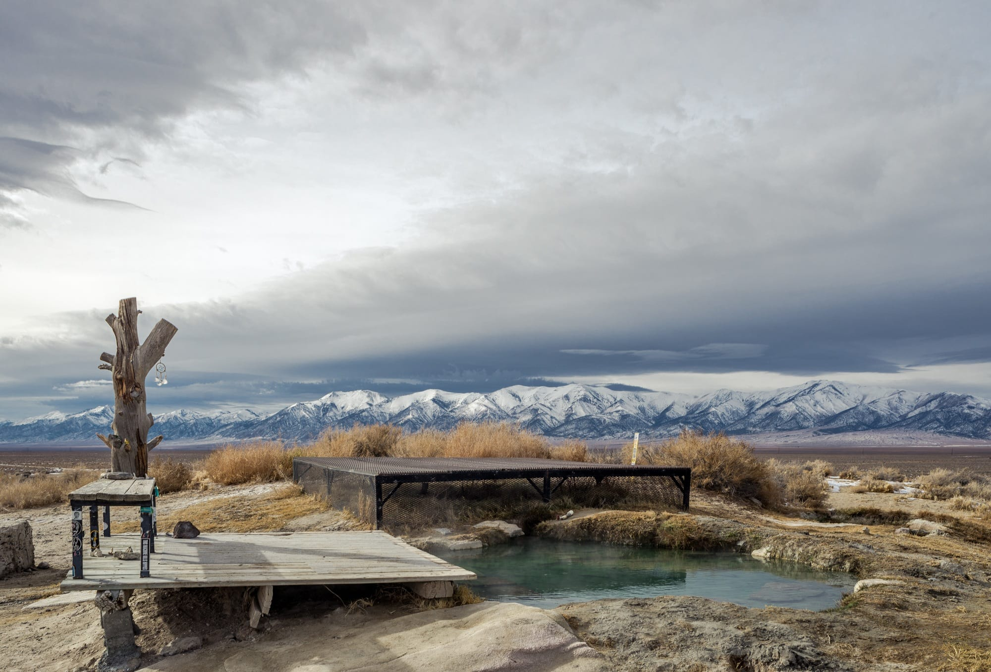 21 Best Hot Springs in Nevada – Mapped