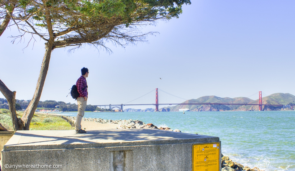 Places to hike in San Francisco