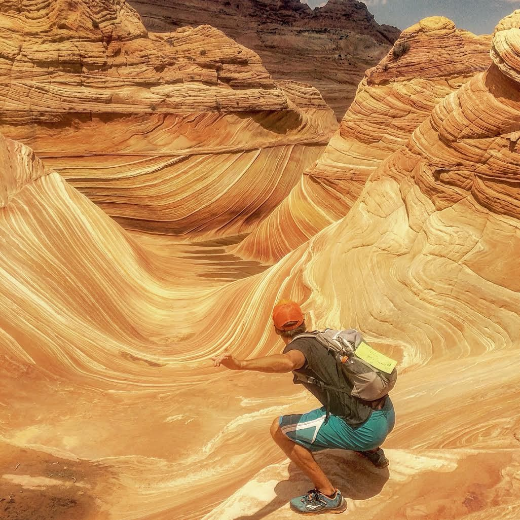 Learn about the trail, permits, and gear in this detailed guide to hiking the Wave in Arizona
