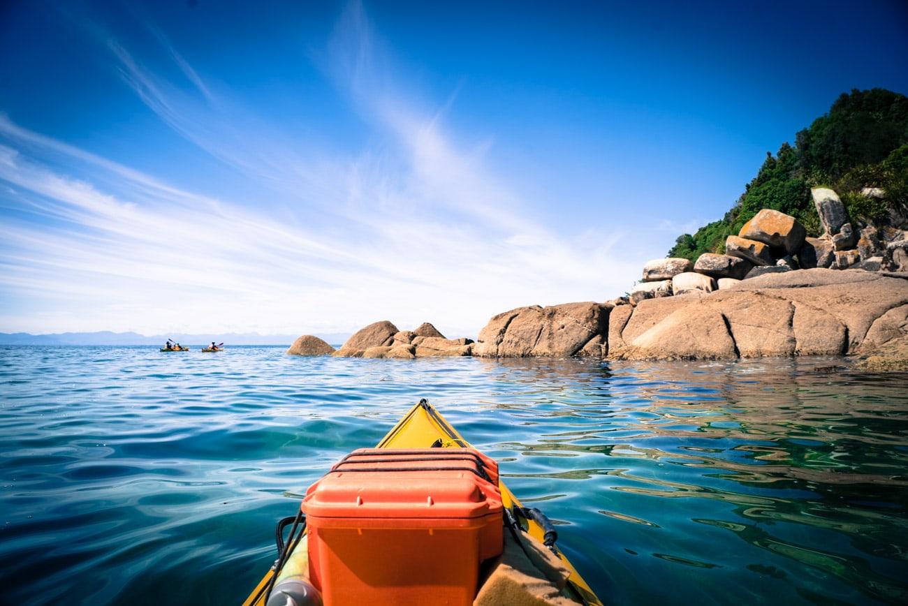 Abel Tasman Kayak Trip