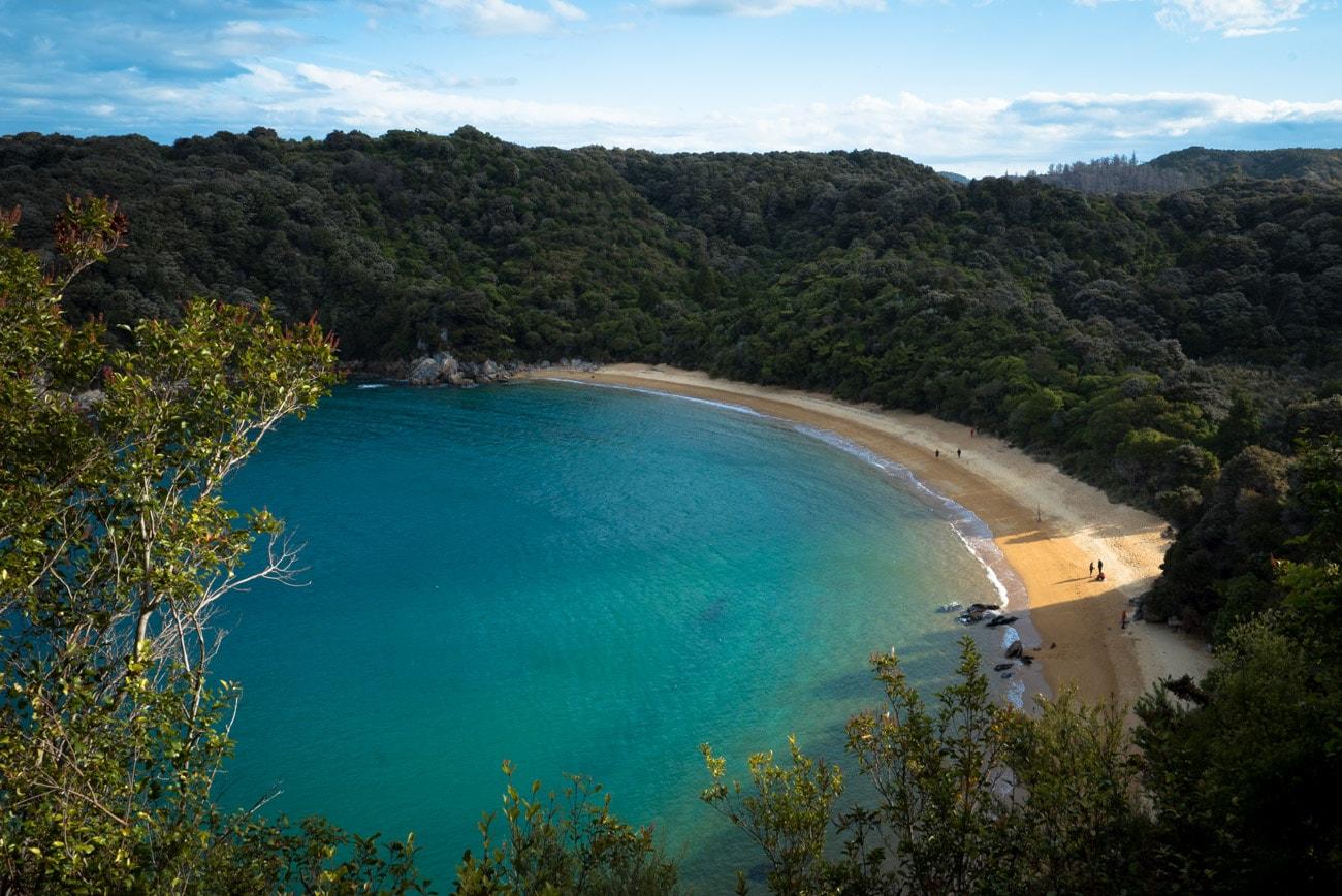 Abel Tasman National Park beaches