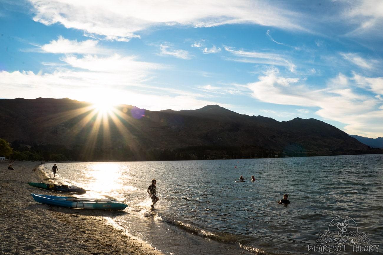 New Zealand Road Trip: Lake Wanaka
