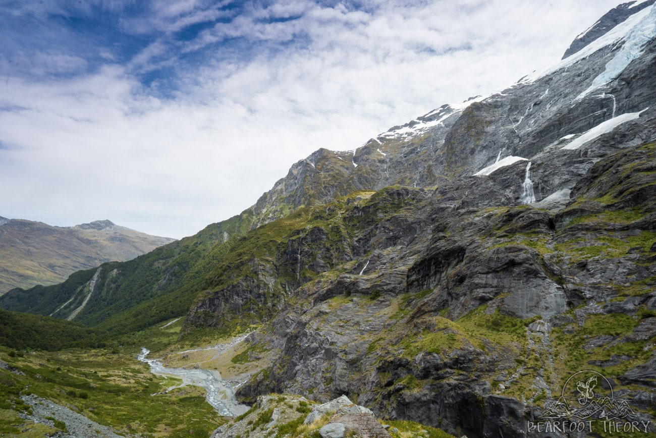 New Zealand Road Trip: Hiking to Rob Roy Glacier in Mt. Aspiring National Park