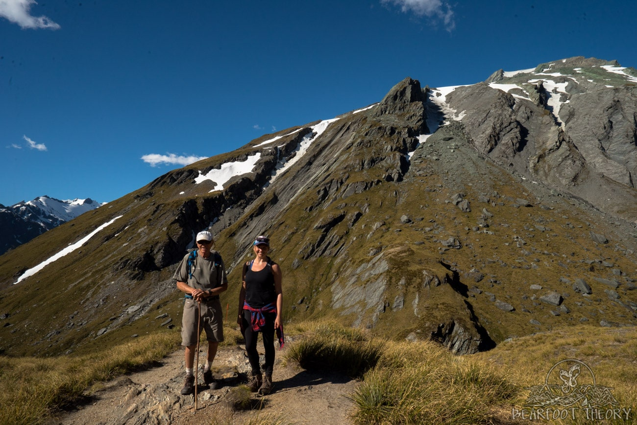 New Zealand Road Trip: backpacking to the Rees Valley in Mount Aspiring National Park