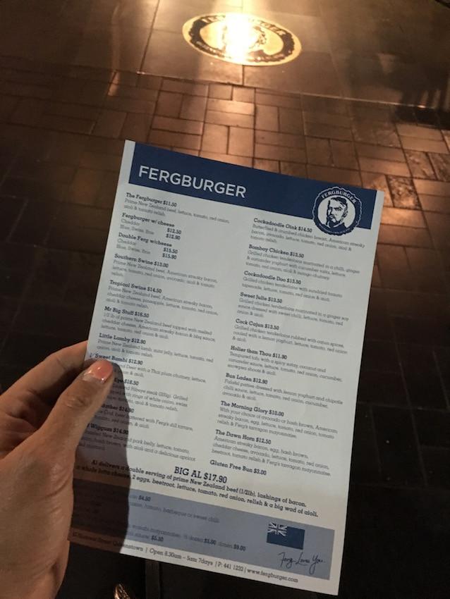 New Zealand Road Trip: Fergburger in Queenstown