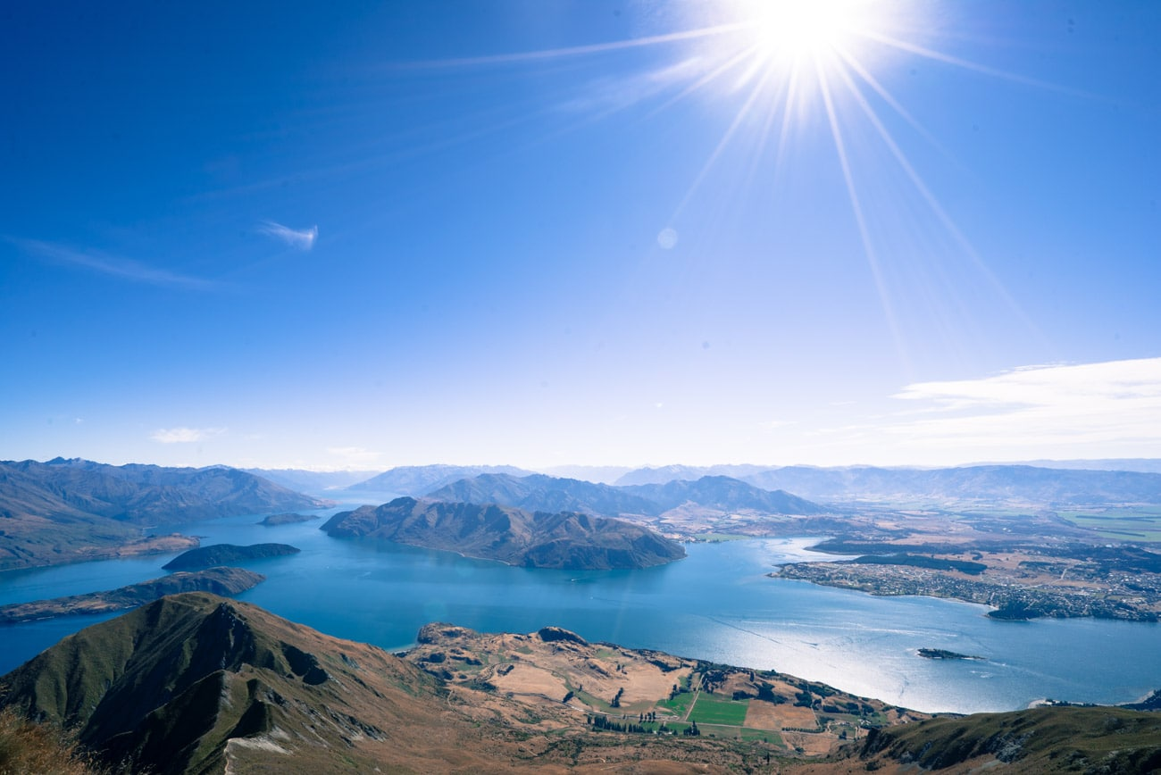 Mount Roy Summit in Wanaka