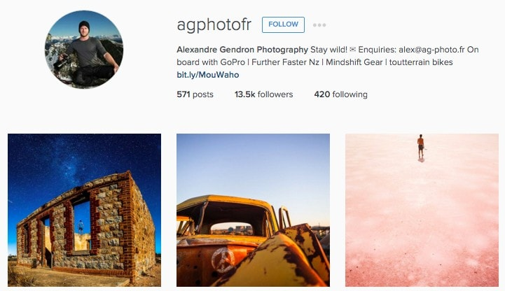 Best New Zealand Instagrammers: agphotofr