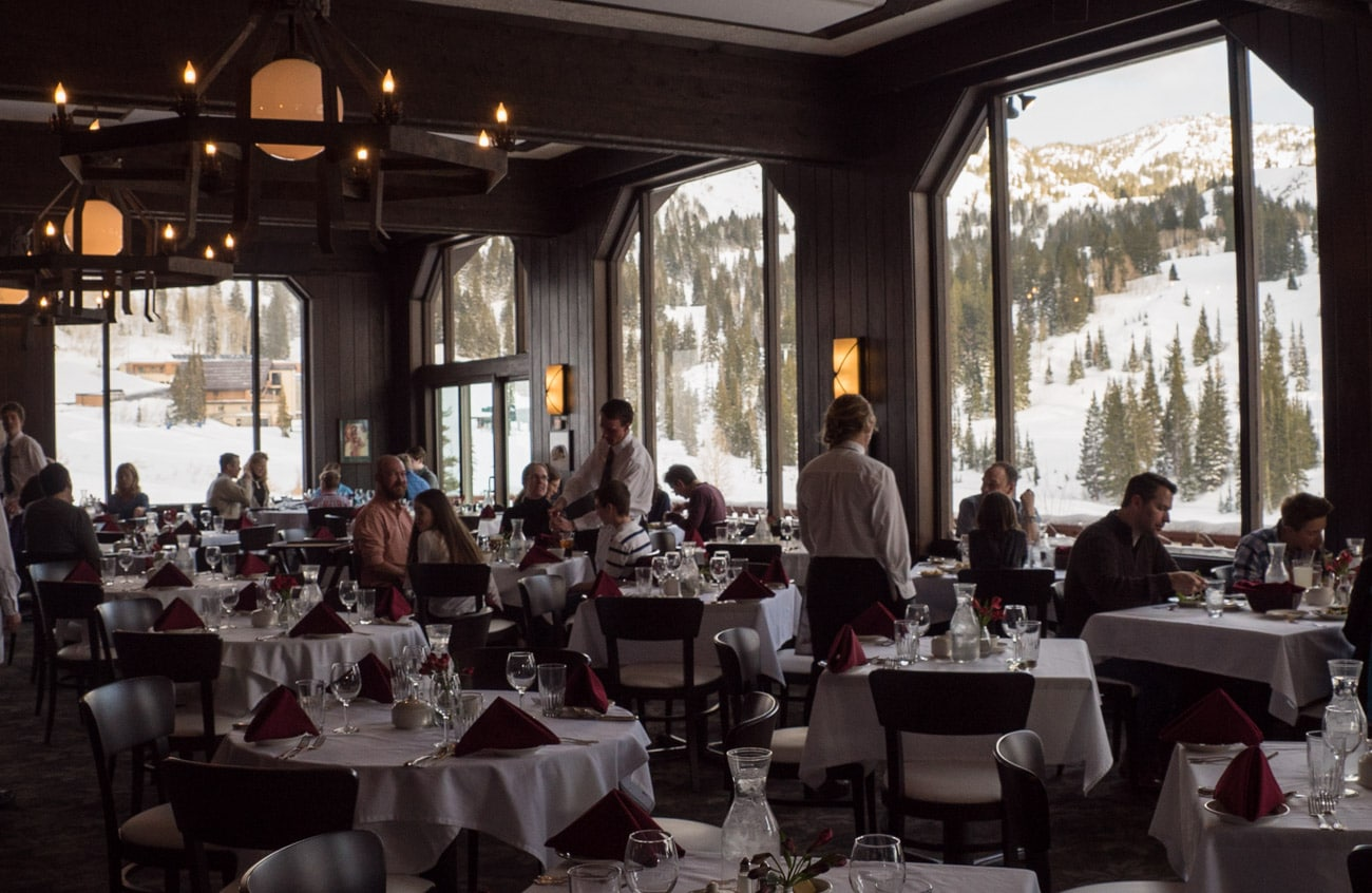 Ski in / Ski Out: A review of Alta's Rustler Lodge