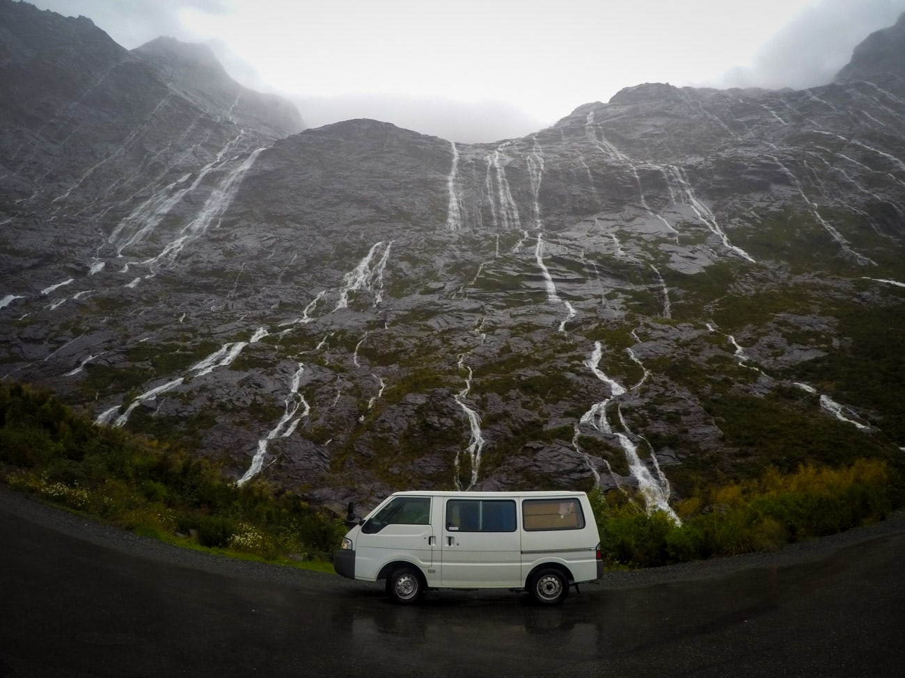 How to avoid rain droplets on your GoPro // Learn my favorite GoPro tips and tricks to improve your travel photography.