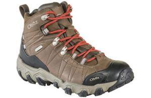 Oboz Premium Bridger BDry Mid Hiking Boot