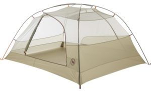 Big Agnes Copper Spur Tent // One of the best lightweight 3-person tents for backpacking